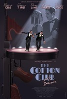The Cotton Club - Re-release movie poster (xs thumbnail)