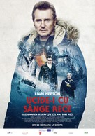 Cold Pursuit - Romanian Movie Poster (xs thumbnail)