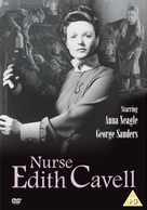 Nurse Edith Cavell - British Movie Cover (xs thumbnail)