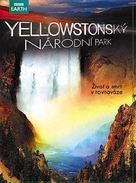 """Yellowstone"" - Czech DVD movie cover (xs thumbnail)"