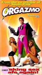 Orgazmo - VHS cover (xs thumbnail)