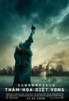 Cloverfield - Vietnamese Movie Poster (xs thumbnail)