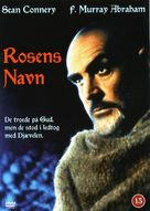 The Name of the Rose - Danish Movie Cover (xs thumbnail)