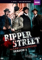 """Ripper Street"" - Dutch DVD movie cover (xs thumbnail)"