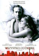 All Good Things - Polish DVD movie cover (xs thumbnail)