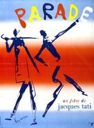 Parade - French Movie Poster (xs thumbnail)