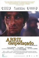 Abril Despedaçado - Brazilian Movie Poster (xs thumbnail)