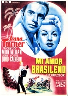 Latin Lovers - Spanish Movie Poster (xs thumbnail)