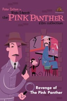 Revenge of the Pink Panther - DVD movie cover (xs thumbnail)