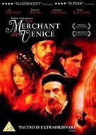 The Merchant of Venice - British Movie Cover (xs thumbnail)