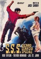 The Liquidator - Italian DVD movie cover (xs thumbnail)