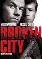 Broken City - DVD movie cover (xs thumbnail)