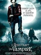 Cirque du Freak: The Vampire's Assistant - French Movie Poster (xs thumbnail)