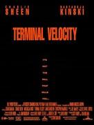 Terminal Velocity - Movie Poster (xs thumbnail)