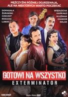 Gotowi na wszystko. Exterminator - Polish Movie Cover (xs thumbnail)