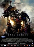 Transformers: Age of Extinction - Polish Movie Poster (xs thumbnail)
