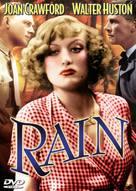 Rain - DVD cover (xs thumbnail)