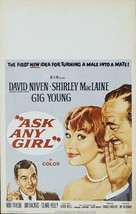 Ask Any Girl - Movie Poster (xs thumbnail)