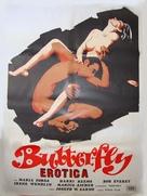 Butterflies - Italian Movie Poster (xs thumbnail)