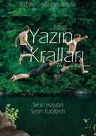 The Kings of Summer - Turkish DVD cover (xs thumbnail)