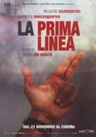 La prima linea - Italian Movie Poster (xs thumbnail)