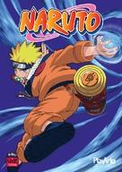 """Naruto"" - Brazilian DVD cover (xs thumbnail)"
