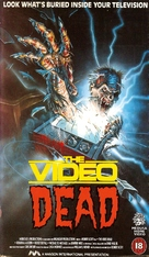 The Video Dead - British VHS movie cover (xs thumbnail)