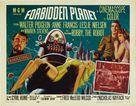 Forbidden Planet - Movie Poster (xs thumbnail)