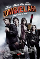 Zombieland - Finnish Movie Poster (xs thumbnail)