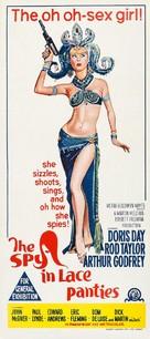 The Glass Bottom Boat - Australian Movie Poster (xs thumbnail)