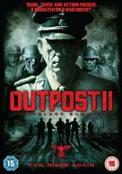Outpost: Black Sun - British DVD movie cover (xs thumbnail)