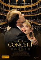 Le concert - Australian Movie Poster (xs thumbnail)