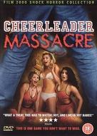 Cheerleader Massacre - British Movie Cover (xs thumbnail)