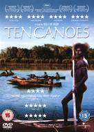 Ten Canoes - British Movie Cover (xs thumbnail)