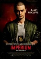 Imperium - Spanish Movie Poster (xs thumbnail)
