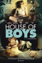 House of Boys - French Movie Poster (xs thumbnail)
