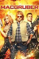 MacGruber - Spanish Movie Cover (xs thumbnail)