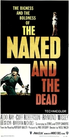 The Naked and the Dead - Movie Poster (xs thumbnail)