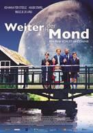 Verder dan de maan - German Movie Poster (xs thumbnail)