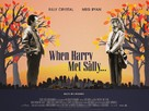 When Harry Met Sally... - British Movie Poster (xs thumbnail)
