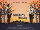 When Harry Met Sally... - British Movie Poster (xs thumbnail)