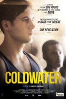 Coldwater - French Movie Poster (xs thumbnail)