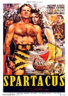 Spartaco - French Movie Poster (xs thumbnail)