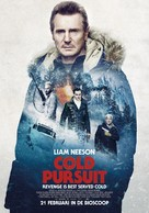 Cold Pursuit - Dutch Movie Poster (xs thumbnail)