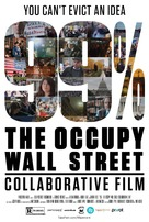 99%: The Occupy Wall Street Collaborative Film - Movie Poster (xs thumbnail)