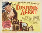 Customs Agent - Movie Poster (xs thumbnail)
