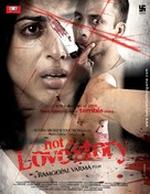 Not a Love Story - Indian Movie Poster (xs thumbnail)