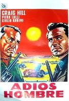 Sette pistole per un massacro - Belgian Movie Poster (xs thumbnail)