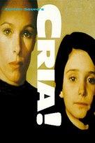Cría cuervos - DVD cover (xs thumbnail)
