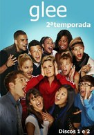 """Glee"" - Brazilian DVD cover (xs thumbnail)"